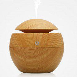 Aroma Essential Oil Diffuser 130ML Aromatherapy Cool Mist Humidifier -