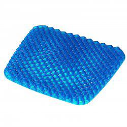 Gel Seat Cushion Non Slip Egg Sitter Pad Breathable Pressure Sore Relief -