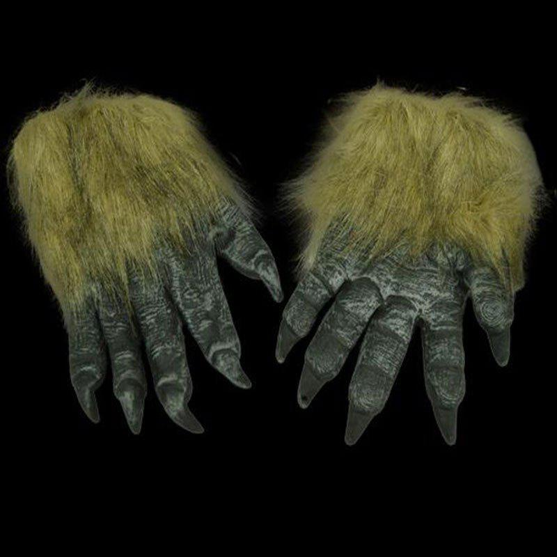 Chic Party Show Supplies COS Dress Terrorist Industries Scary Halloween Gloves