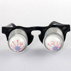 Those Trick Trick Halloween Props Funny Glasses Eye Glasses Wedding Spoof April -