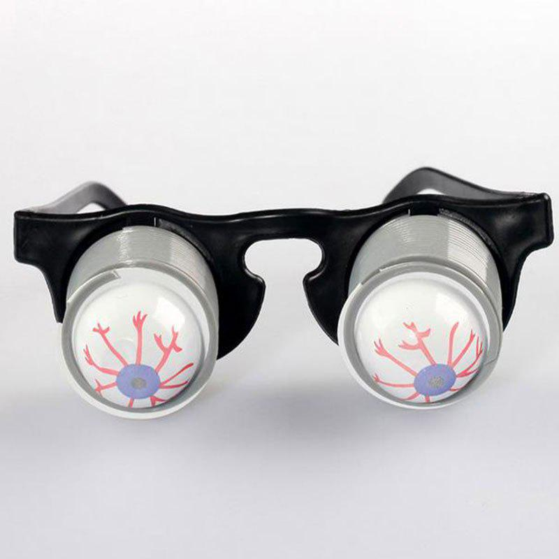 Affordable Those Trick Trick Halloween Props Funny Glasses Eye Glasses Wedding Spoof April