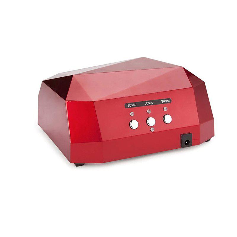 Fashion LED Nail Phototherapy Machine CCFL Nail Dryer 36W Multi Specifications