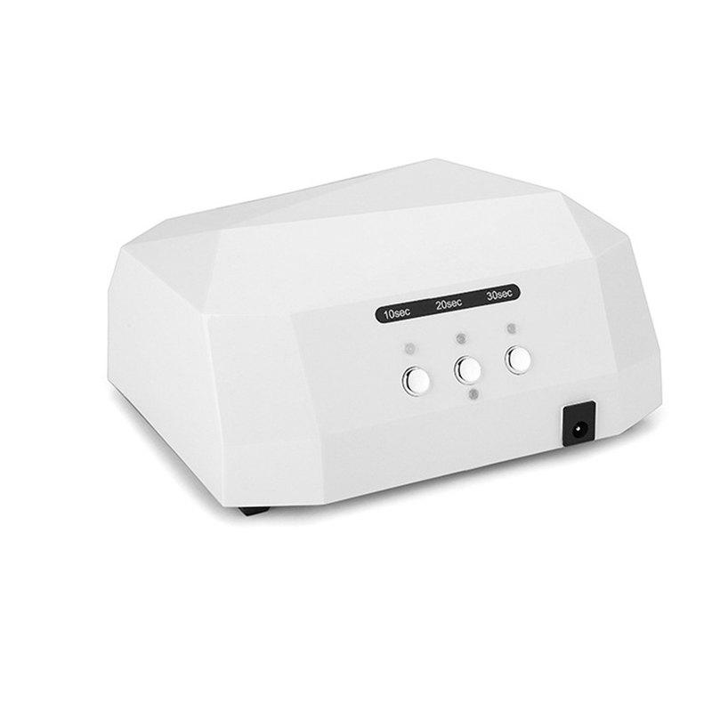 Trendy LED Nail Phototherapy Machine CCFL Nail Dryer 36W Multi Specifications