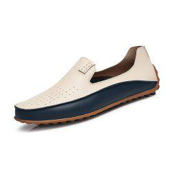 Мужская летняя Super Fiber Breathable Driving Shoes -