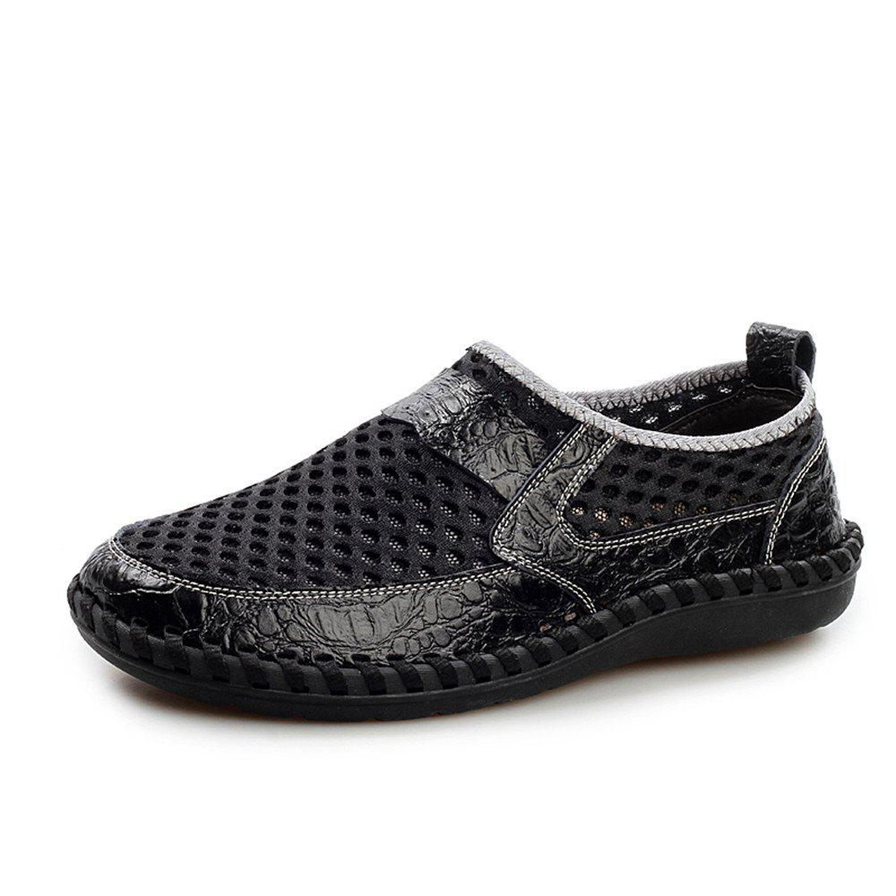 Sale Men'S Summer Cool Breathable Mesh Cloth Casual Shoes