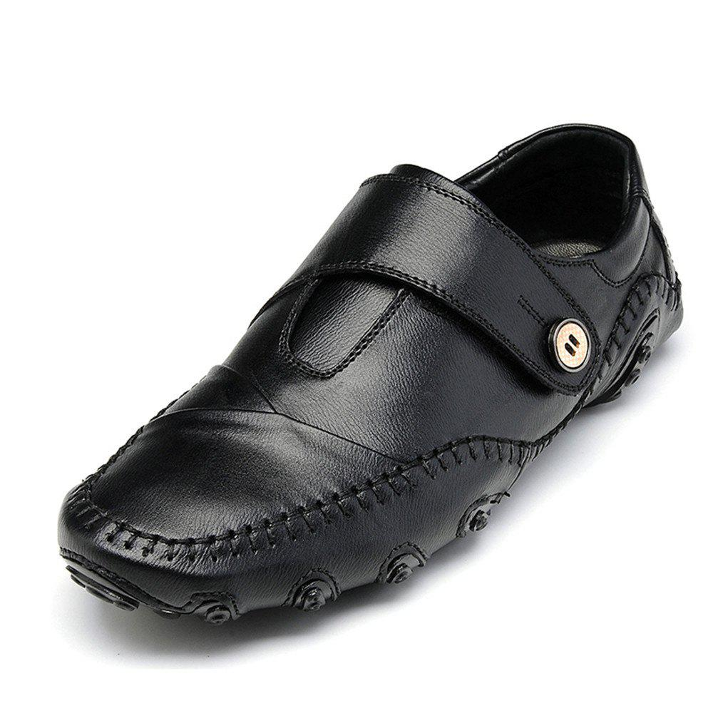 Online Men'S British Style Leather Fashion Driving Shoes