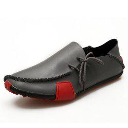 Men'S Hand-Made Suture Fashionable Lightweight Driving Shoes -