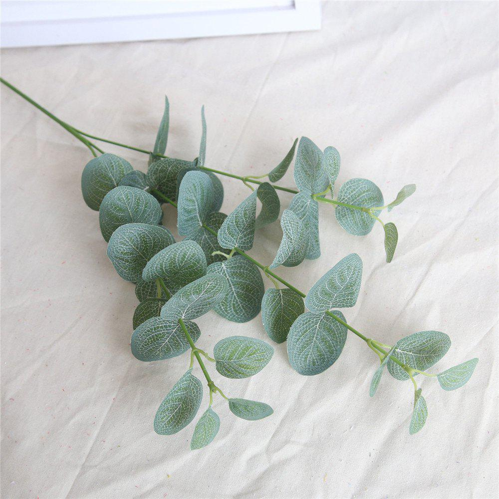 Outfits Eucalyptus Simulation Flower Leaves Home Wedding Decorations