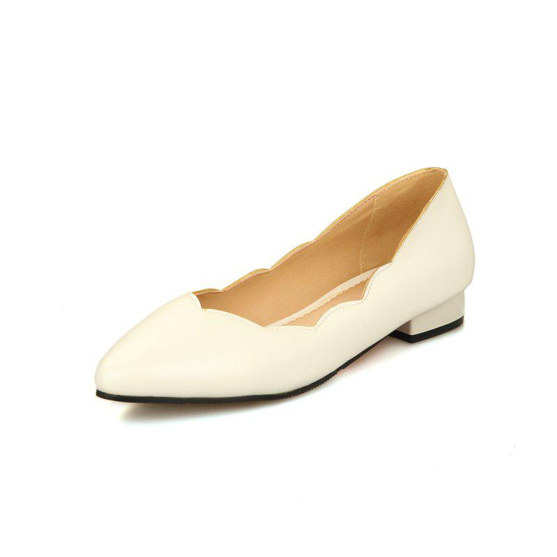 Buy Simple Women Shoes with Pointed Toes