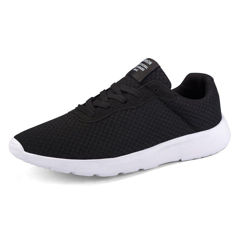 Chic Men'S Lightweight Non-Slip Breathable Mesh Outdoor Sports Running Shoes