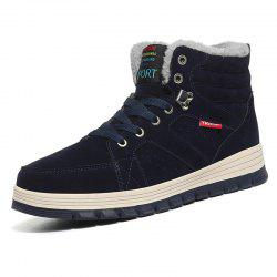 Men Ankle Boots Snow Boots Safety Shoes Male Shoes -