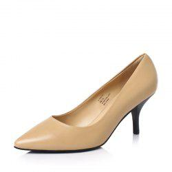 Louise et Cie Women's High Heeled Pumps Fashion Classic Simple Style Casual Pump -