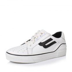 Louise et Cie Chaussures Sport Femme Mode Simple Style Casual Chaussures Quotidiennes -