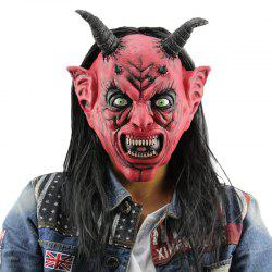 Halloween Mask Horrie Prince of Devils for Cosplay Party -