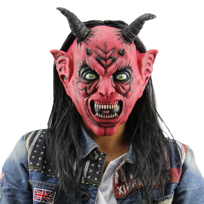 Best Halloween Mask Horrie Prince of Devils for Cosplay Party