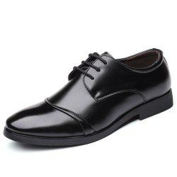 Men'S Fashion Casual Business Anti-Skid Leather Shoes -