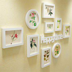 Home Decor Wall Photo Frames Art -