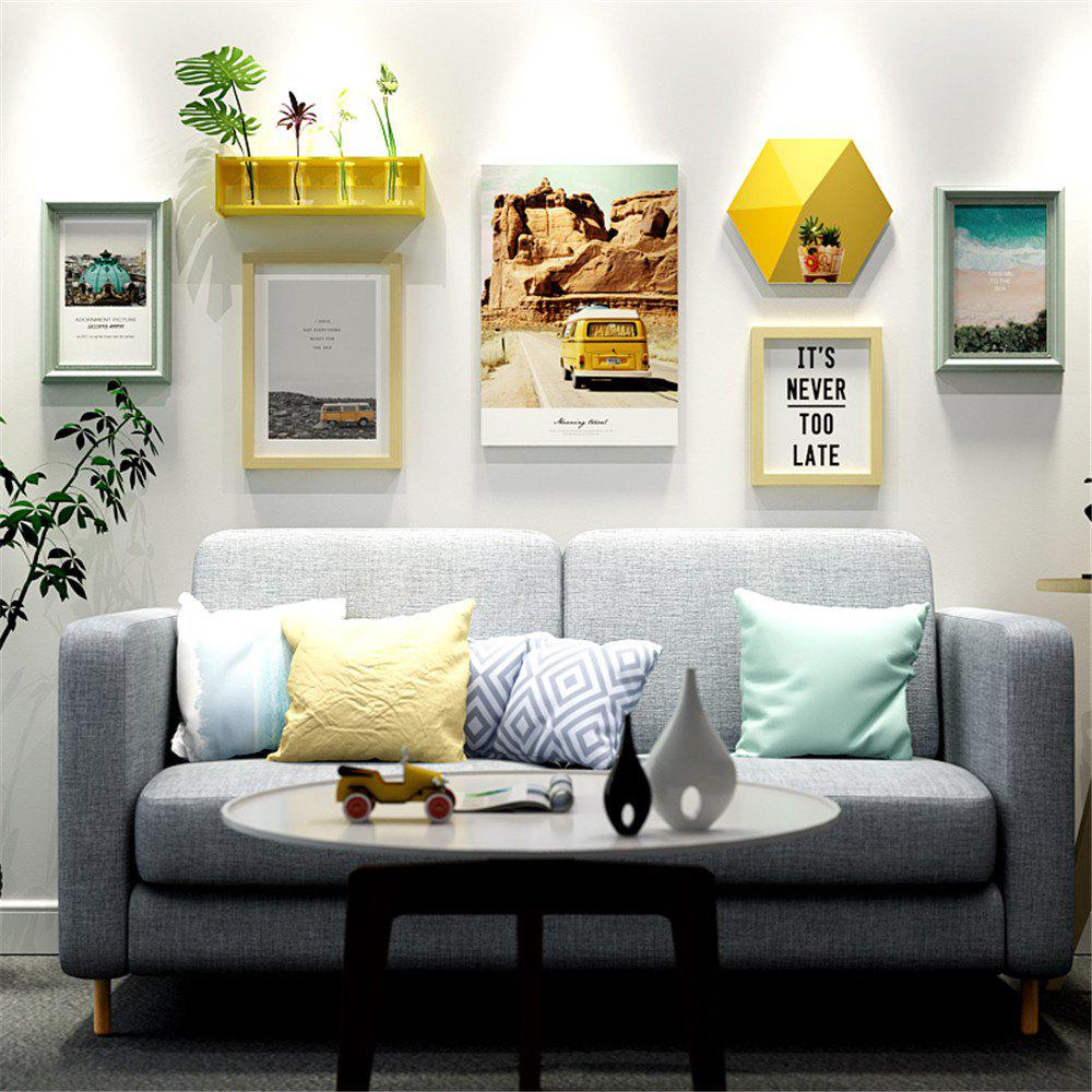 New Modern Style Wall Photo Frame Art Picture Home Decorations