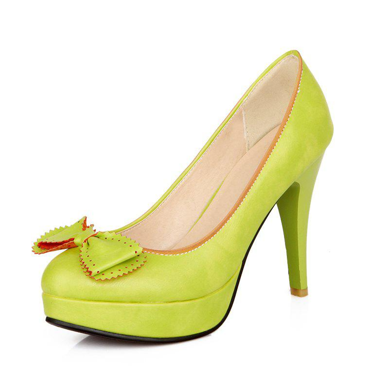 Trendy Butterfly Butterfly Wedding Banquet Fashion Ladies Shoes