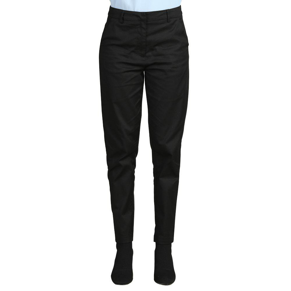 Hot SBETRO Zipper Female Trousers Office Lady Work Pant