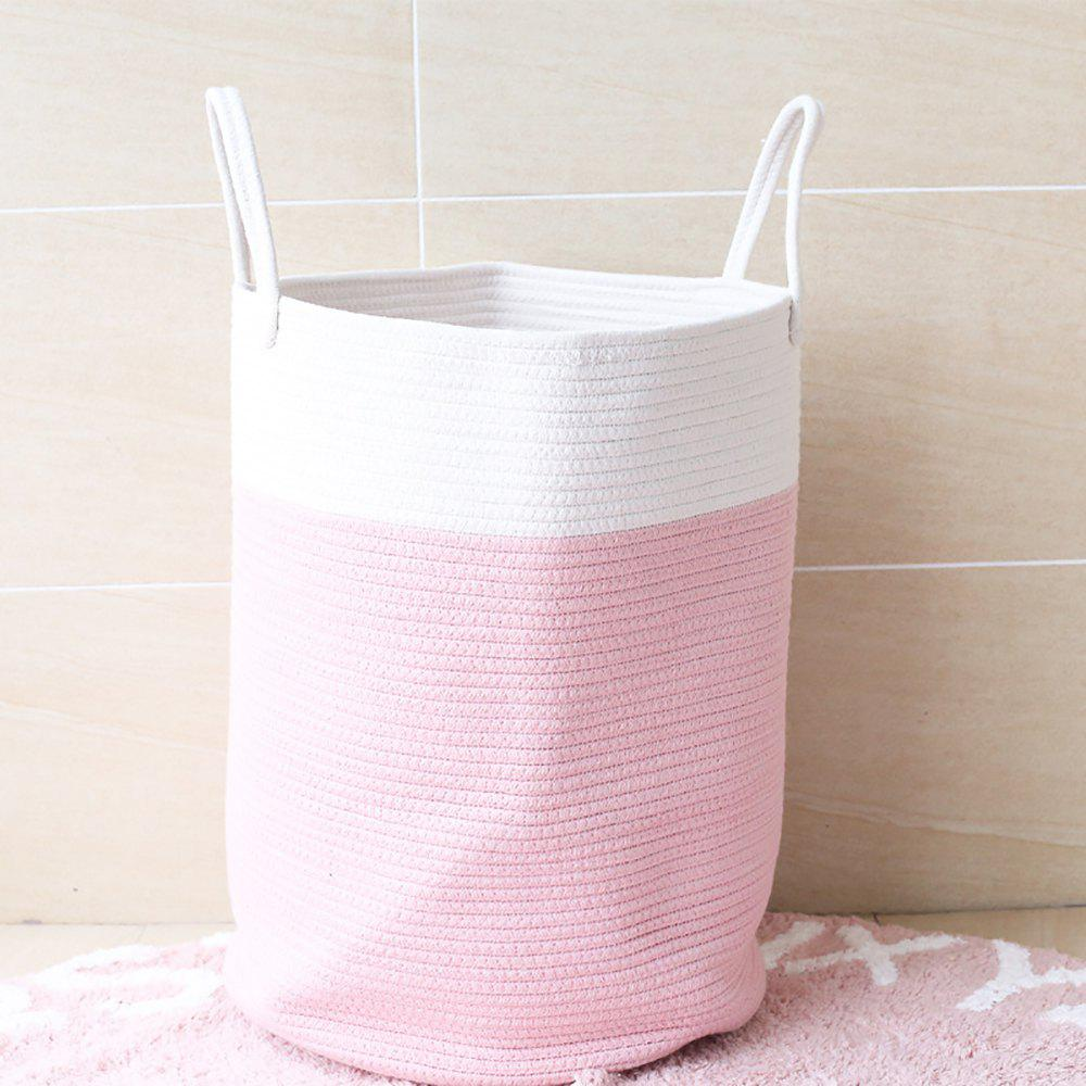 Affordable Pure Hand Knitting Cotton Thread Bucket for Clothes and Sundries