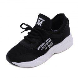 Front Lace Flat Bottomed Autumn Style Casual Casual Sports Shoes -