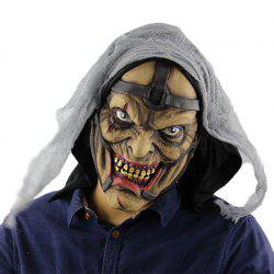 Helloween Horrible Wizard Mask for Cosplay Party -