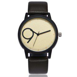 Creative Contracted Scale Leisure Quartz Watch -