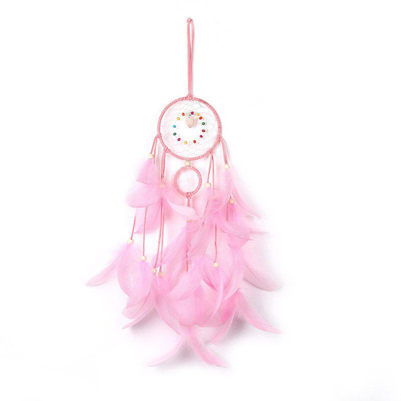 Высокое качество Handicraft Feather Pendant Dreamcatcher Wind Bells Gift