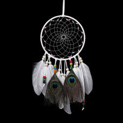 Dreamcatcher Wind Chimes Pendentif de plumes de style indien Dream Catcher -