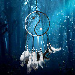 Dream Catcher with Feathers Car Wall Hanging Decoration Gift Wind Chimes -