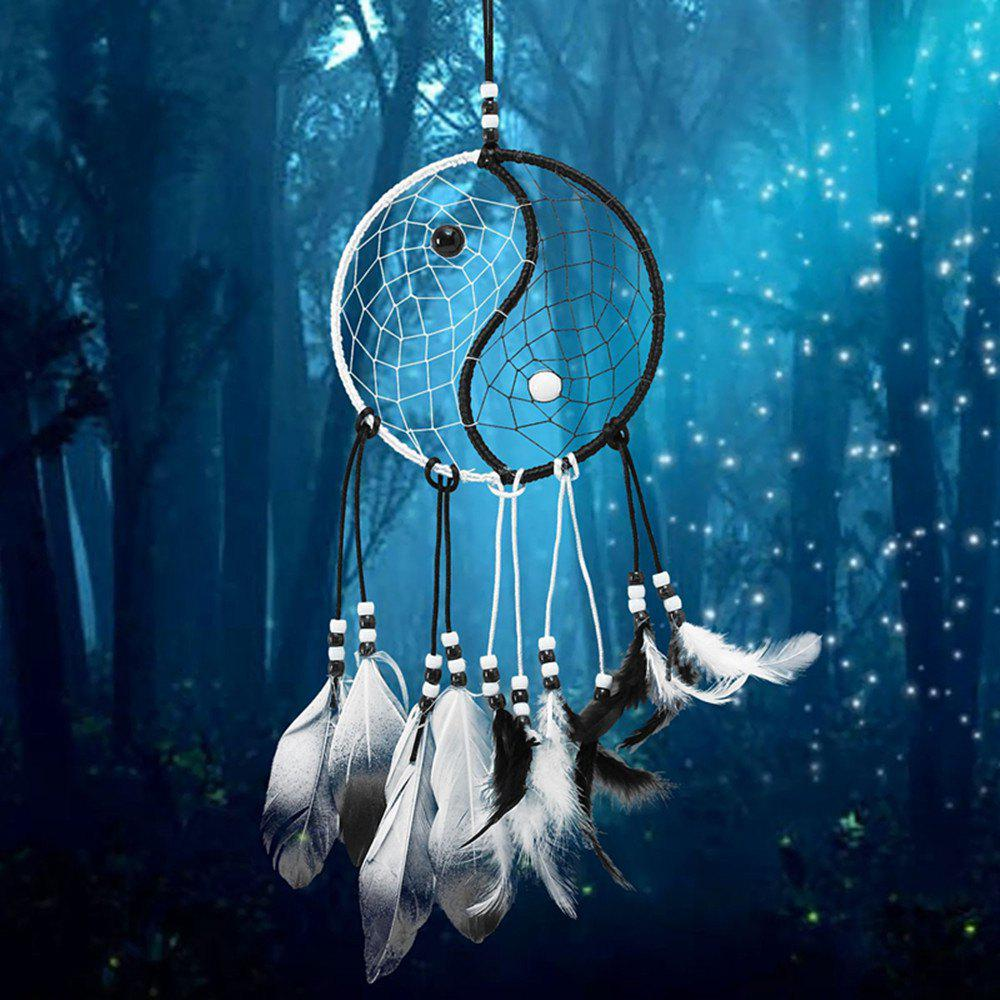 Outfits Dream Catcher with Feathers Car Wall Hanging Decoration Gift Wind Chimes