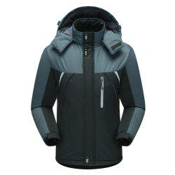 Outdoor Stormsuits Big Size Hiking Suits Pillow Top Cotton Ski Suits -