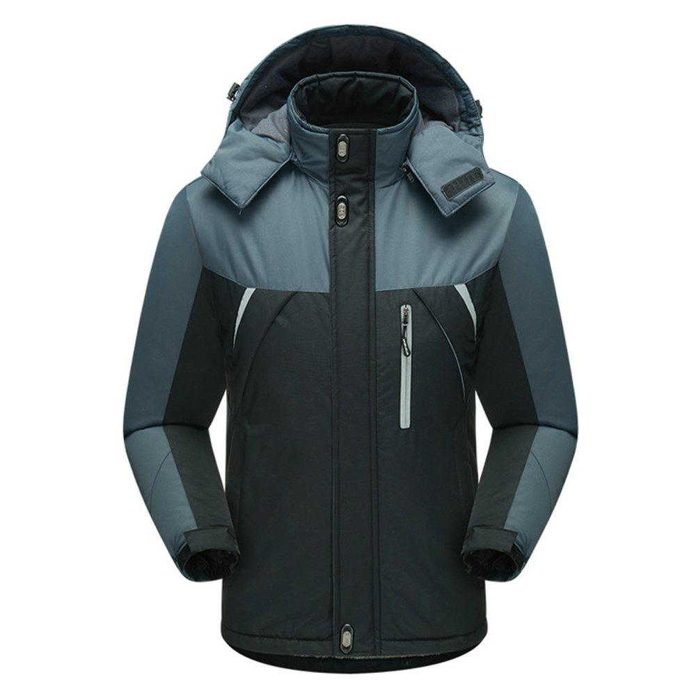 Outfit Outdoor Stormsuits Big Size Hiking Suits Pillow Top Cotton Ski Suits