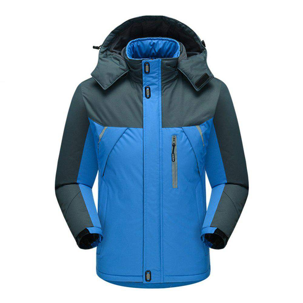 Store Outdoor Stormsuits Big Size Hiking Suits Pillow Top Cotton Ski Suits