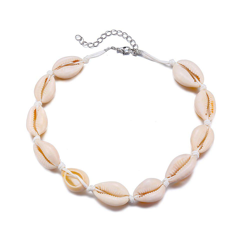 Shop Fashion Handmade Ocean Beach Shell Necklace for Women