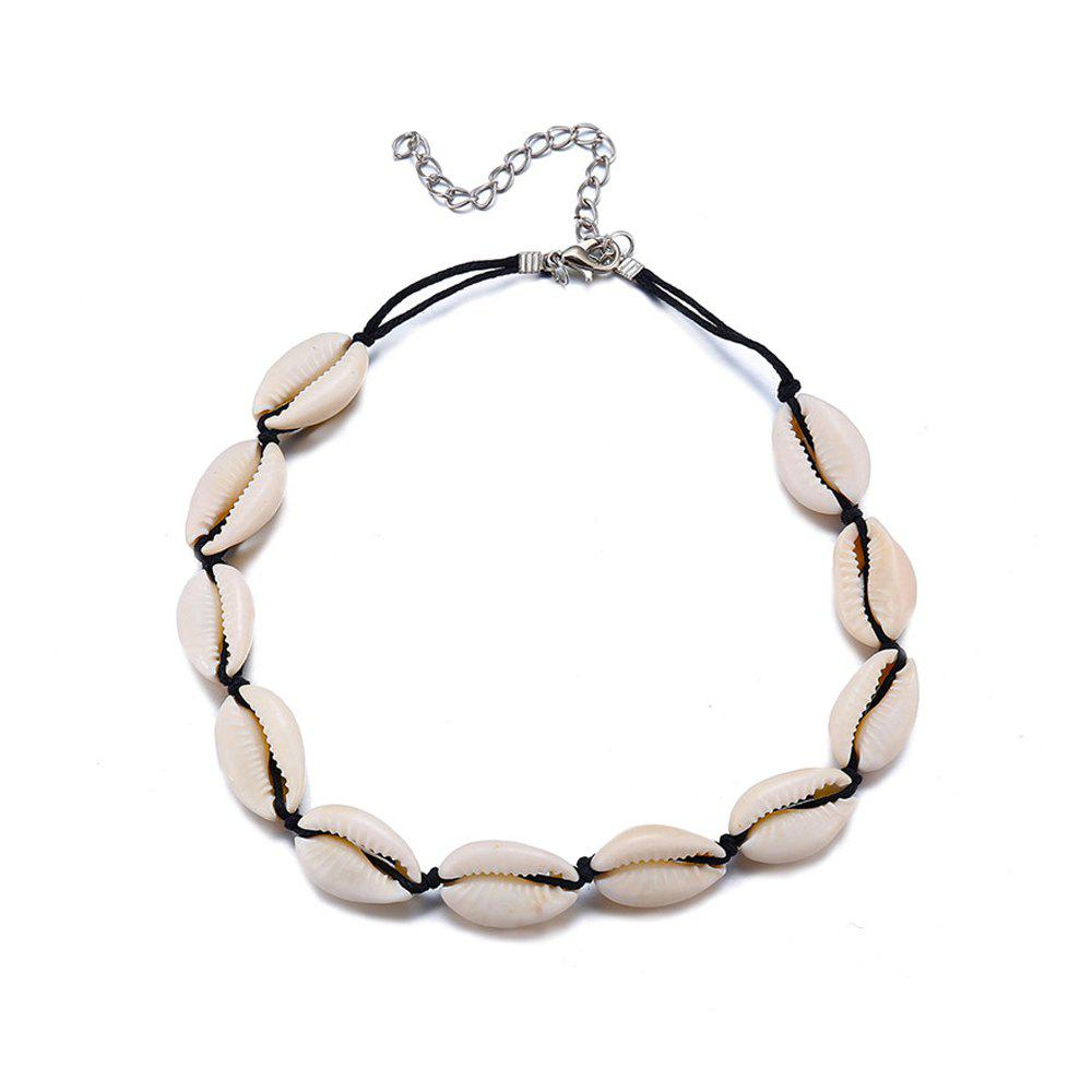 Outfit Fashion Handmade Ocean Beach Shell Necklace for Women