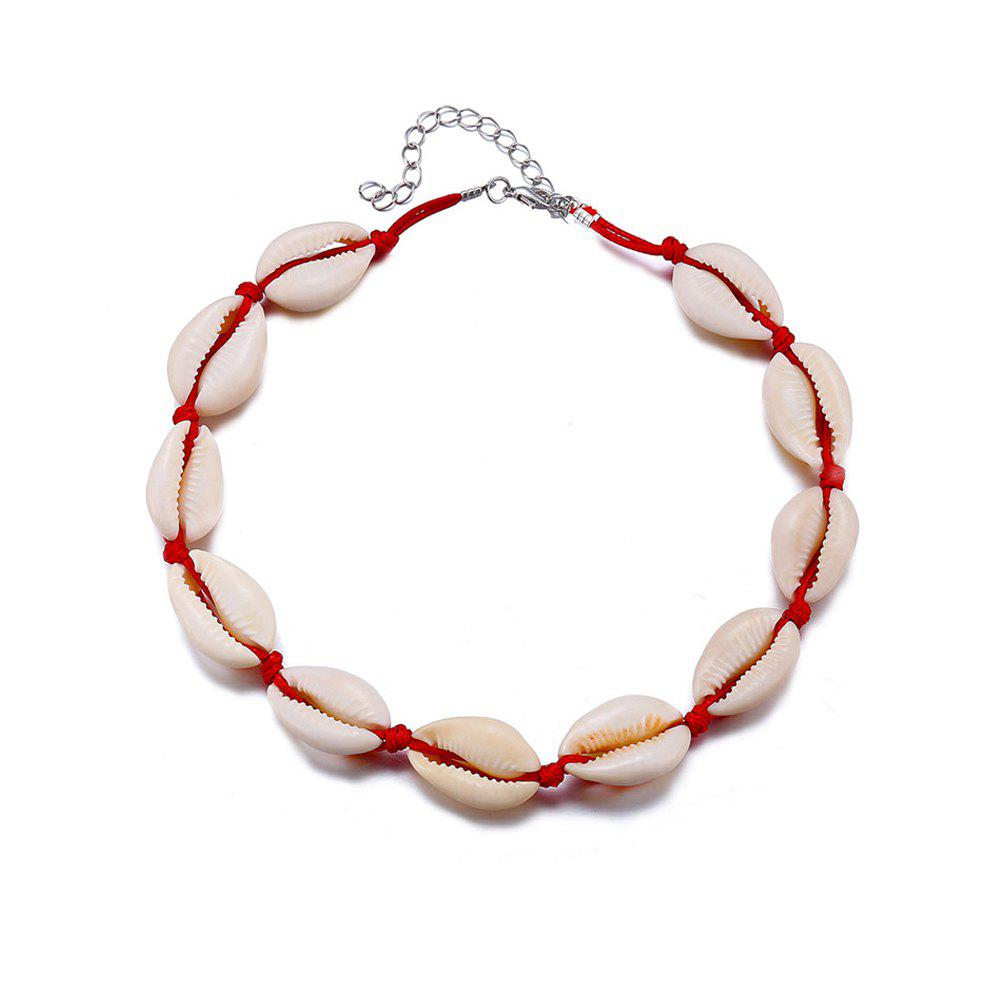 Latest Fashion Handmade Ocean Beach Shell Necklace for Women