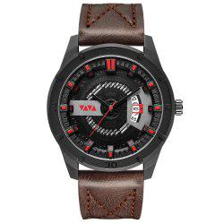 Men's Sports Leisure Fashion Quartz Calendar Watch -