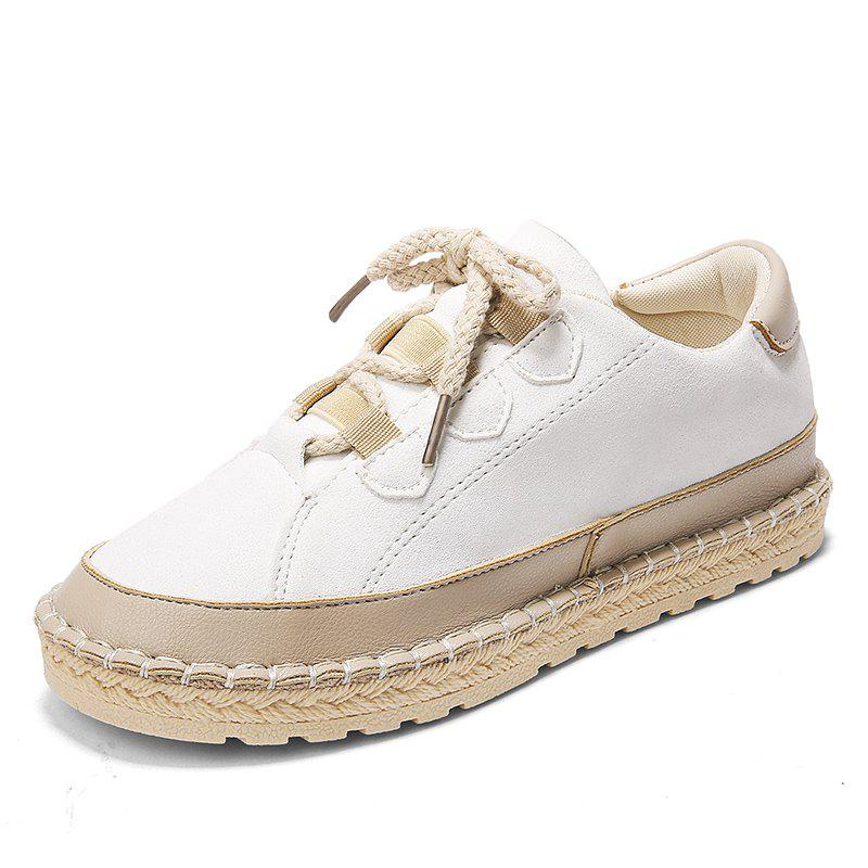 Chic Autumn Women Breathable Sports Tide Casual Shoes