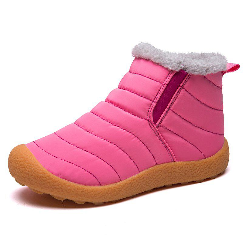 9d6a9c466 Keep Warm Cotton-Padded Snow Boot Children's Shoes Winter Boy's Sneaker