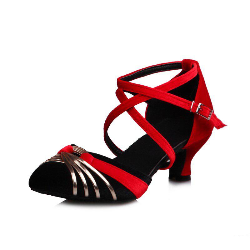 Fancy Fashion Color Dancing Shoes