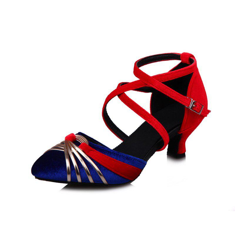 Hot Fashion Color Dancing Shoes