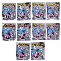 Fart Bomb Package Stink Joke Toys 10PCS -