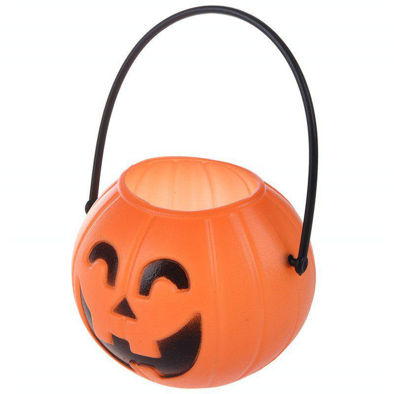 Store Pumpkin Trick Treat Loot Sweet Candy Barrel