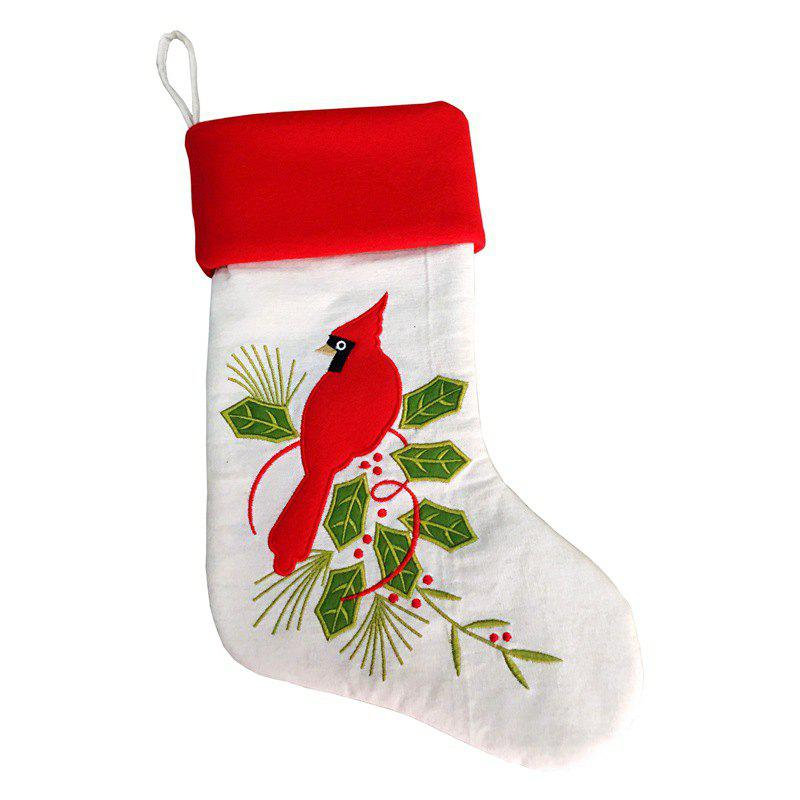 Best Cartoon Pattern Decoration Christmas Sock