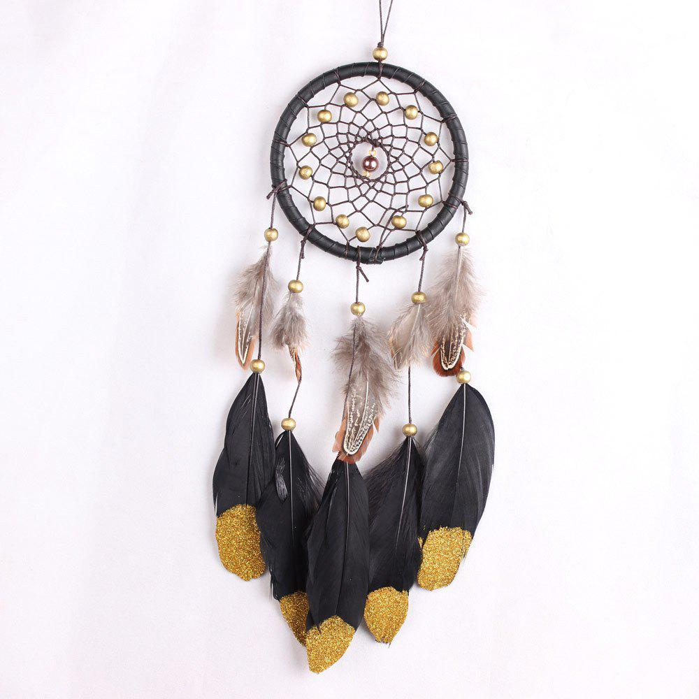 Online Handmade Dreamcatcher Wind Chimes Car Pendant Wall Hanging Ornaments