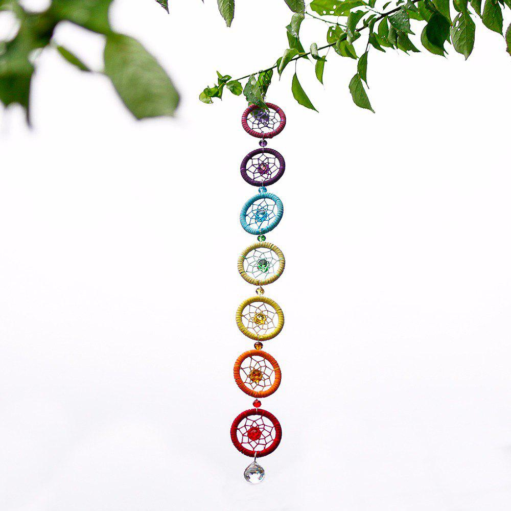 Trendy Dream Catcher Wall Hanging Decoration for Car Party Nautical Decoration
