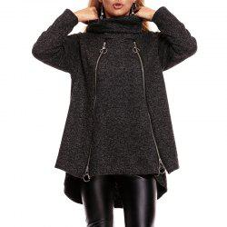 Automne lâche loisirs lourd pull -