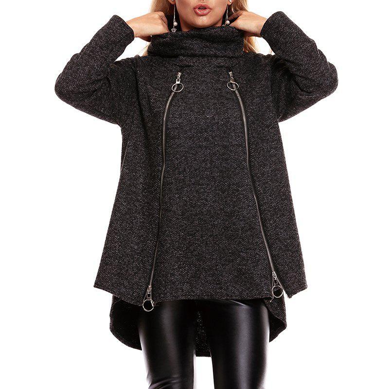 Automne lâche loisirs lourd pull
